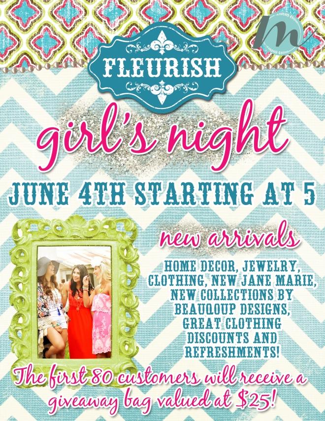 GirlsNight_Flyer